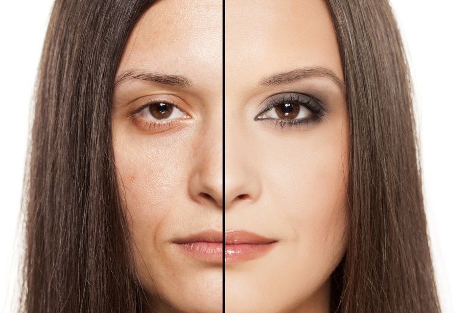 Look Younger with Makeup